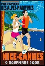 MARATHON DES ALPES-MARITIMES : NICE - CANNES