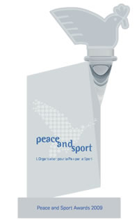 Peace and Sport Awards 2009