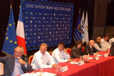 LOUIS VUITTON TROPHY NICE COTE D'AZUR