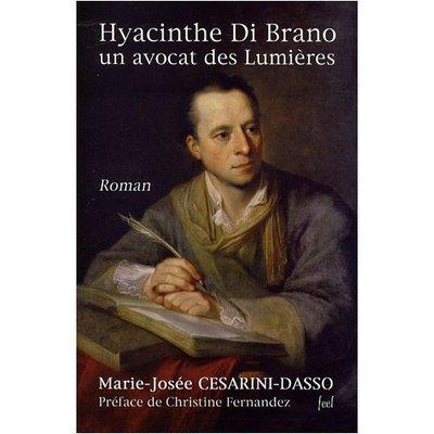 Hyacinthe di Brano, un avocat des lumières, de Marie-Josée Cesarini-Dasso