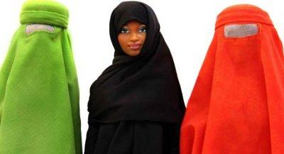 Barbie s'offre une Burqa