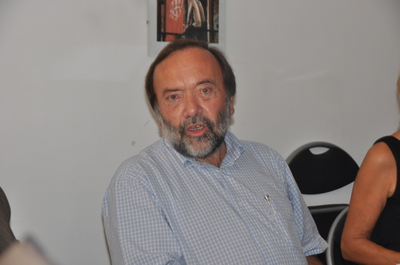 GASTON FRANCO - DEPUTE EUROPEEN - MAIRE DE ST MARTIN DE VESUBIE