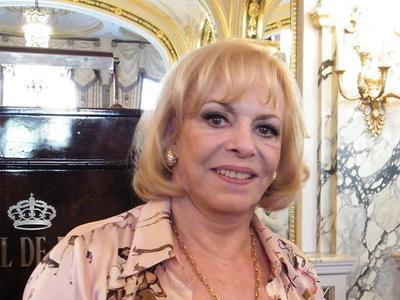 Michèle Mercier. Photo (c) Eva Esztergar / CAP 3D