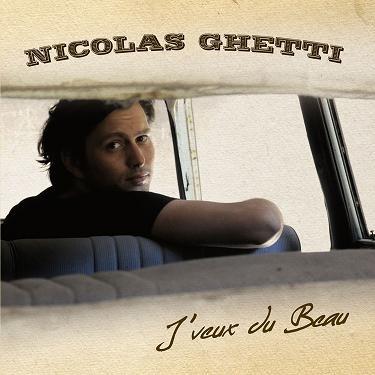 "Nicolas Ghetti chante ""Deux sexes sur la terre"""