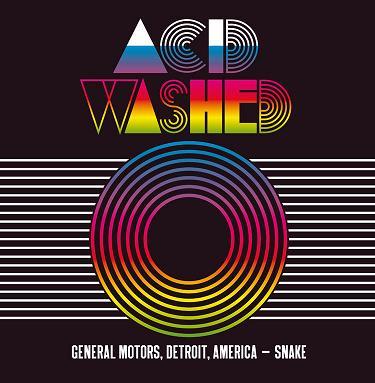 Acid Washed buzz électro