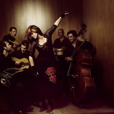 Agnès Jaoui, deuxième album 'Dans Mon Pays'