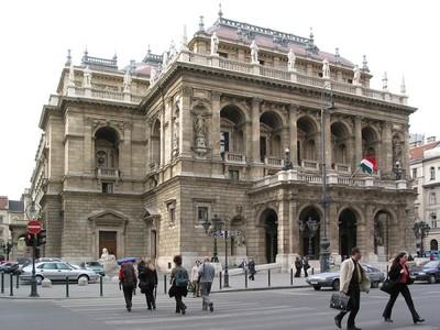 L'Opéra de Budapest (c) DR