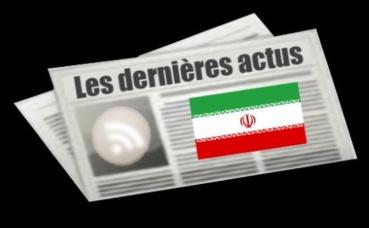 Les dernières actus d'Iran