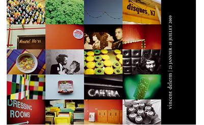 Vincent Delerm 23 janvier - 18 juillet 2009 le livre dvd