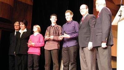 Prix ACCOBAMS. Photo (c) Eva Esztergar