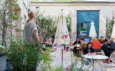 L'Institut suédois. Photo courtoisie (c) Vinciane Lebrun-Verguethen.