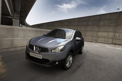 Le Nissan Qashqai montre sa forme