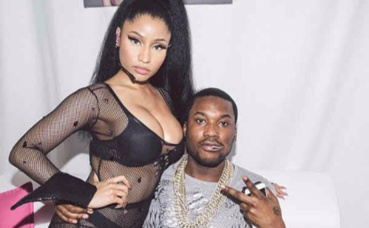 Nicki Minaj Brings et Meek Mill. Photo (c) Just Entertainment