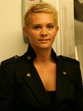 Christelle Charron. Photo (c) Noël Fantoni