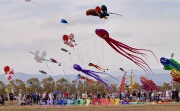 Festival international de l'Air. Photo: Pauline Maheu-César
