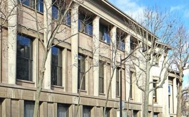 Le siège du CESE au Palais d'Iéna à Paris. Photo (c) Dalbera