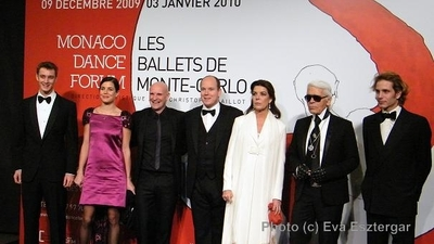 Soirée de Gala de Monaco Dance Forum. Photo (c) Eva Esztergar