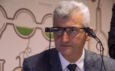 Le professeur Karim Boudjema, le 26 octobre 2017 à Malestroit. Photo (c) Arnaud Gicquello