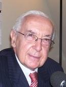 Jacques de Larosière de l'Académie des sciences morales et politiques (c) Canal Académie