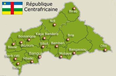 CENTRAFRIQUE : L'élection présidentielle en avril 2010