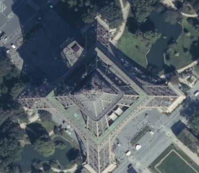 """Paris en 3D haute résolution sur le """"Géoportail"""""""