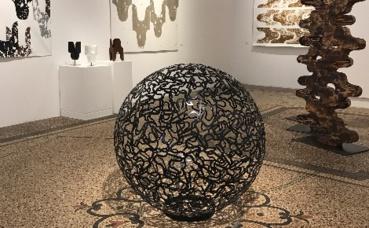 "Exposition ""Ecce Terra"". Photo (c) Élisa Ludovicus"