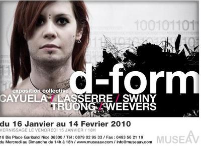 Vernissage D-Form