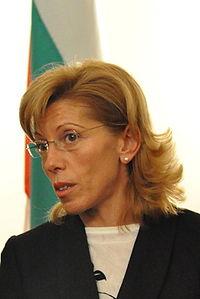 Roumiana Jeleva, par qui le scandale arrive