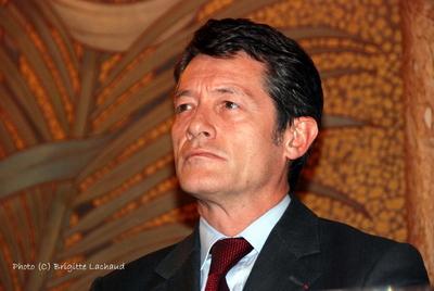 VOEUX 2010 AU PALAIS PREFECTORAL DE NICE - CEREMONIES COMMUNES
