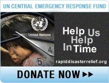 FONDATION POUR LES NATIONS UNIES - Déclaration sur le séisme et les secours apportés en Haïti