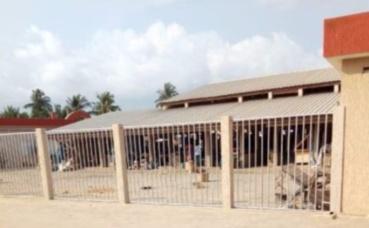 Un des marchés de Lomé. Photo: Dégbévi