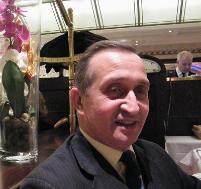 Stefano Brancato. Photo (c) Eva Esztergar