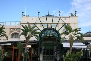Café de Paris. Photo (c) Noël Fantoni