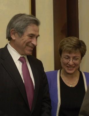 Kristalina Georgieva, la solution bulgare (bankworld.org)
