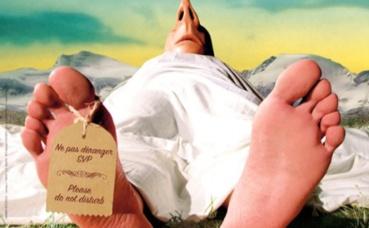 """Affiche partielle du spectacle """"Hotel Paradiso"""""""