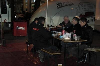 Les bonnes traditions helvétiques à Monaco. Photo (c) Amaury van Hoorebeke