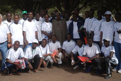 Le Kids' Althletics dans les écoles primaires de Dakar