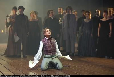 Les contes d'Hoffmann à l'Opéra de Monte-Carlo