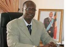 M. kalidou Diallo, ministre sénégalais de l'Enseignement