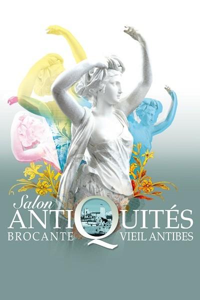 38 me salon d 39 antiquit s brocante d 39 antibes du 3 au 19 for Salon d antibes