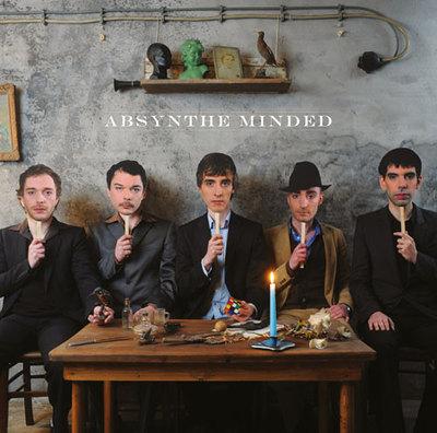 Absynthe Minded, le rock belge au sommet