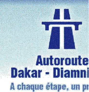 Logo de l'autoroute à péage