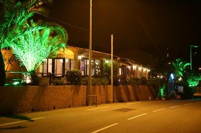 Le restaurant Jilali B. Photo (c) Noël Fantoni