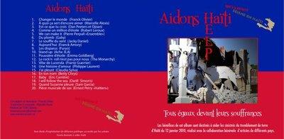 AIDONS HAÏTI: CD 20 TITRES