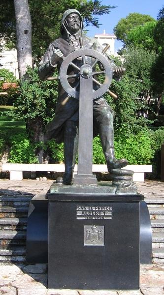 Mémorial du prince Albert Ier. Photo (c) DR