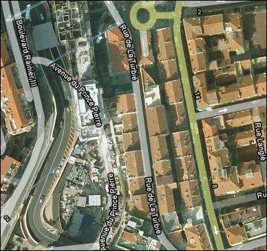 Circulation: Incident sous le tunnel du Rocher et fermeture de voie piétonne