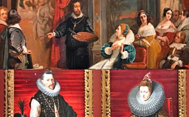 Rubens: Portraits princiers. Photos et montage (c) Charlotte Service-Longépé