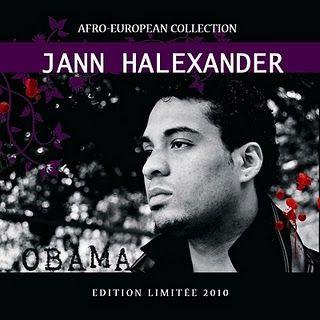 Le disque OBAMA de Jann Halexander : chansons passionnelles dans un univers crépusculaire