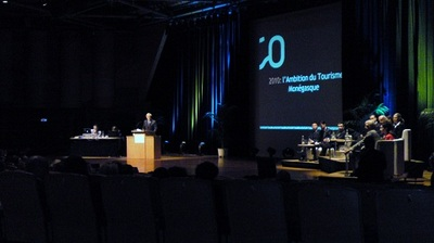 La réunion de la DTC à l'Auditorium Rainier III. Photo (c) Eva Esztergar