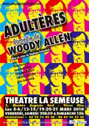 La comédie humaine vue par Woody Allen